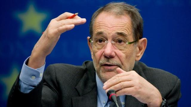 Solana: Para salvar la paz, UE debe reconocer el Estado palestino