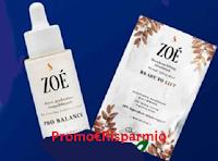 Logo Vinci gratis i prodotti Zoe Cosmetics (Siero e Maschera Lifting)