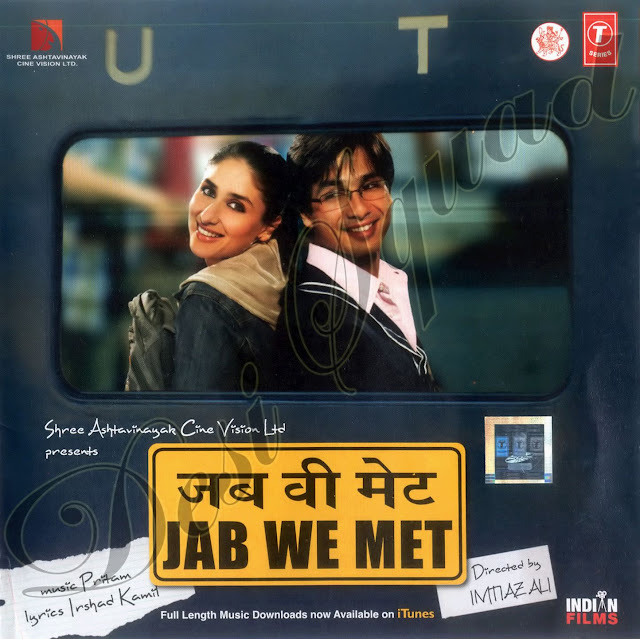 Ye Iahq Nhi Asaan By Aonu Nigam: THE HOME OF SHREYA GHOSHAL SONGS: Jab We Met [2007-MP3-VBR