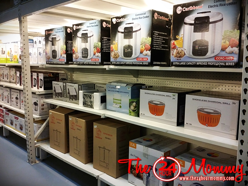 The 24 Hour Mommy Mall of Kitchens is your one stop shop