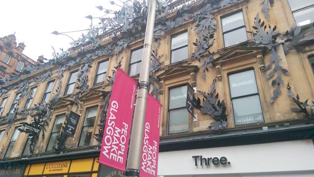 Princes Square Glasgow Exterior