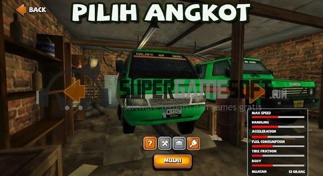 Games Gratis Angkot The Game