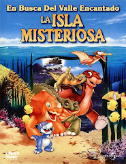 En busca del Valle Encantado V: La isla misteriosa (1997)