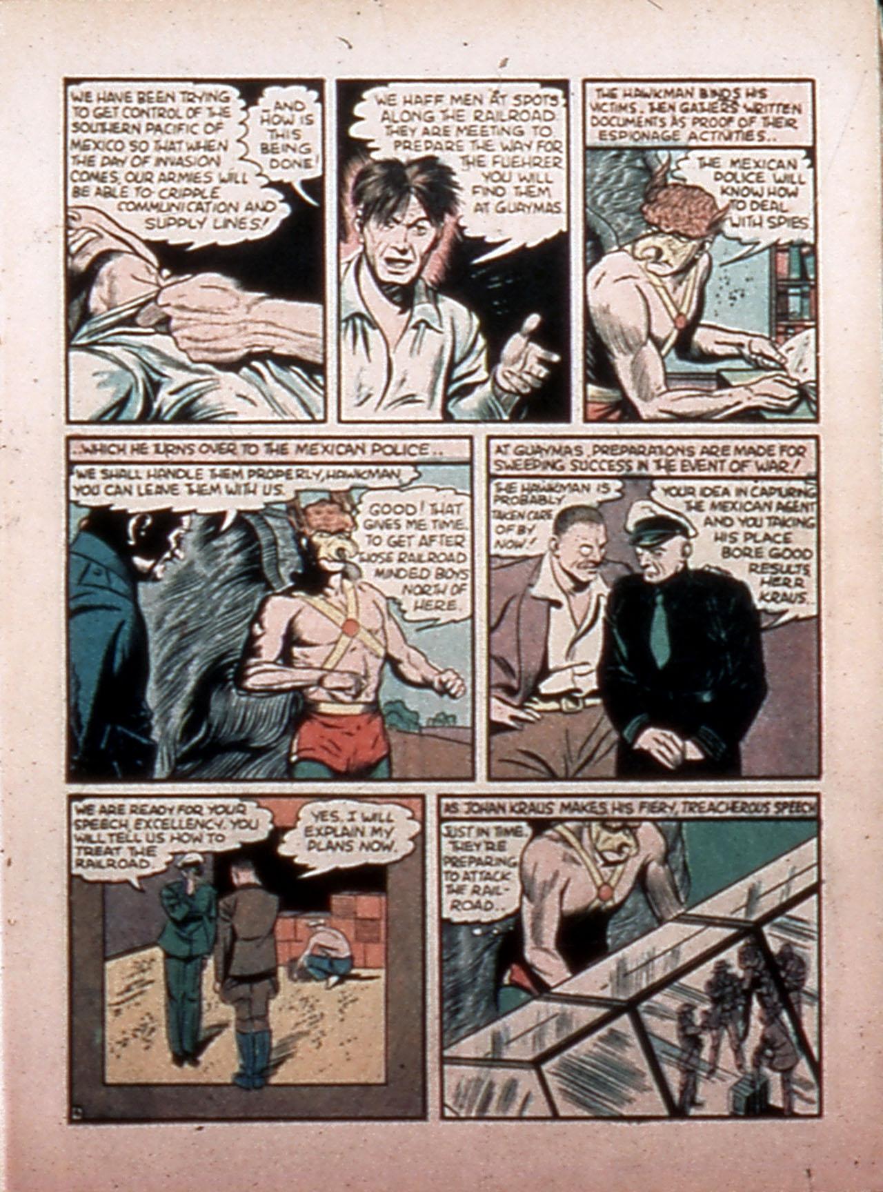 Read online All-Star Comics comic -  Issue #9 - 11