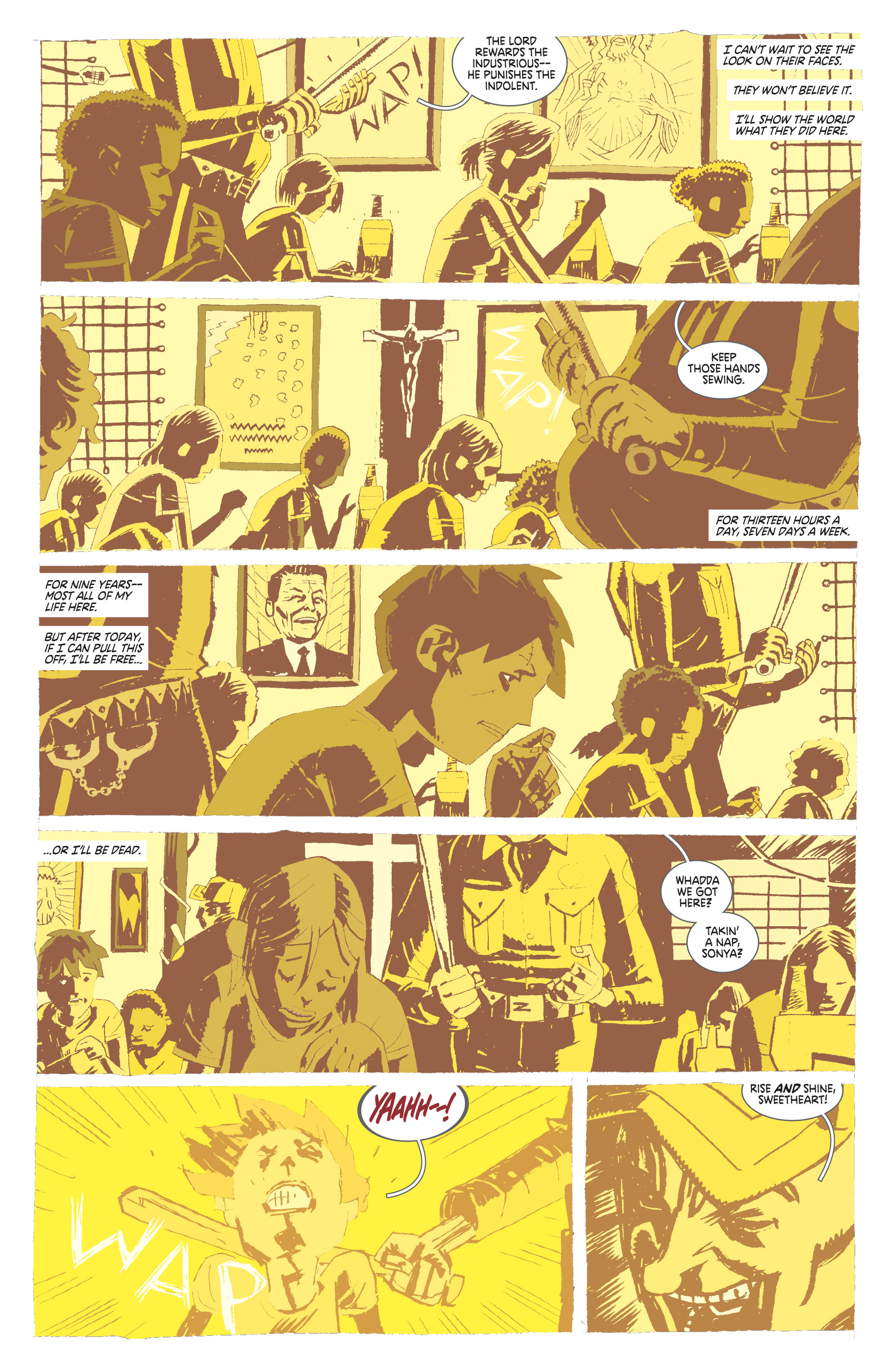 Read online Deadly Class comic -  Issue #8 - 7