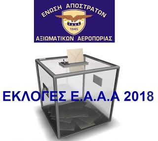 Παρουσίαση θέσεων  Υποψηφίου Προέδρου της  ΕΑΑΑ