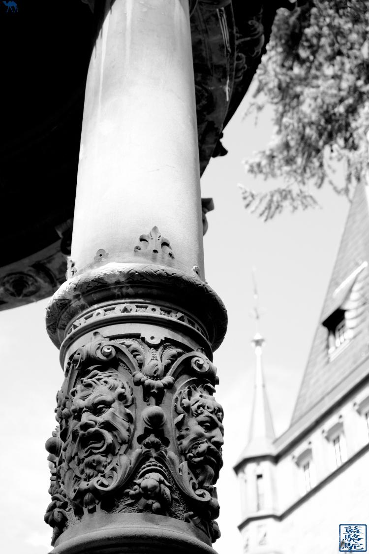 Le Chameau Bleu - Blog Voyage Heildeberg Allemagne - Architecture de la vielle vill de Heidelberg