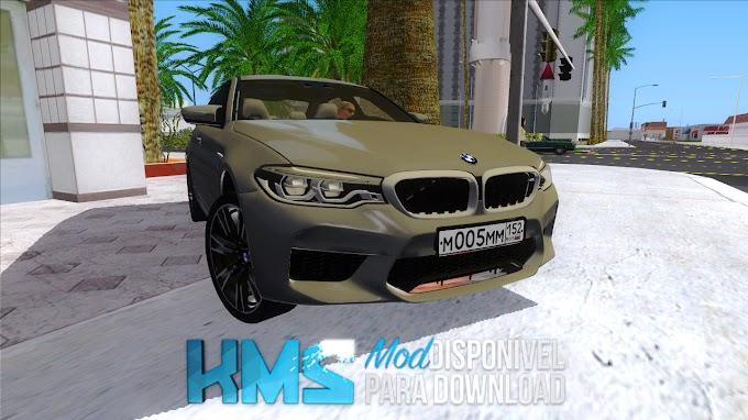 GTA SA - BMW M5 F90 TURBO