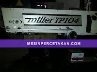 mesin percetakan 4 warna Miller