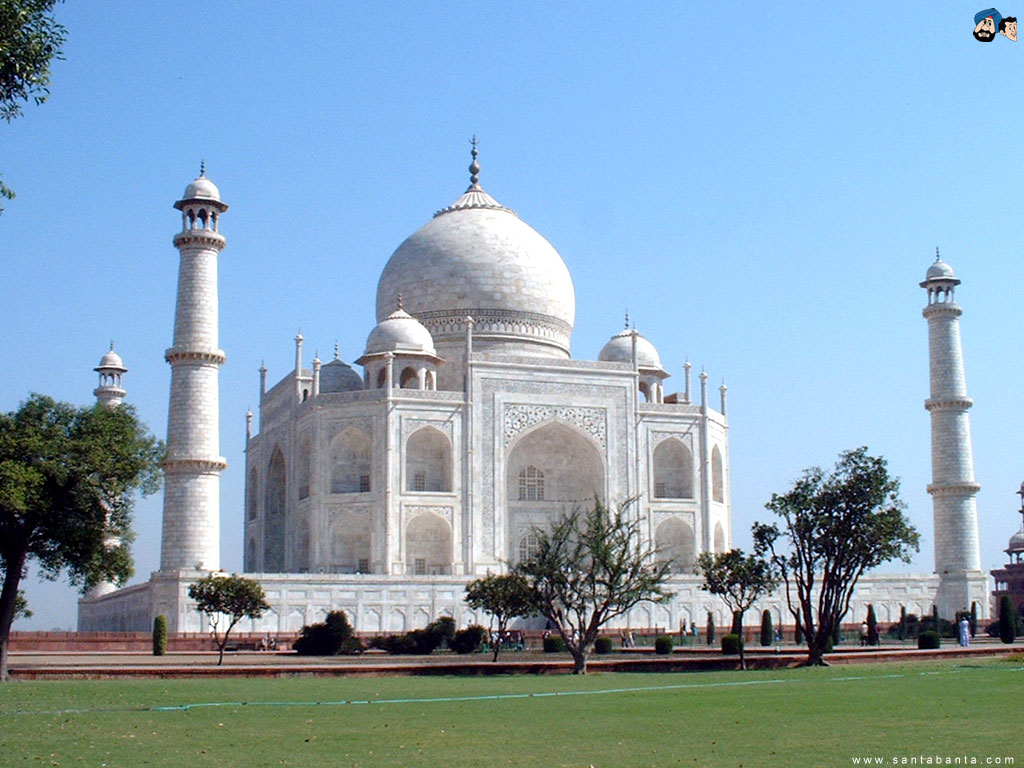Digital HD Wallpapers: Taj Mahal Wallpapers HD