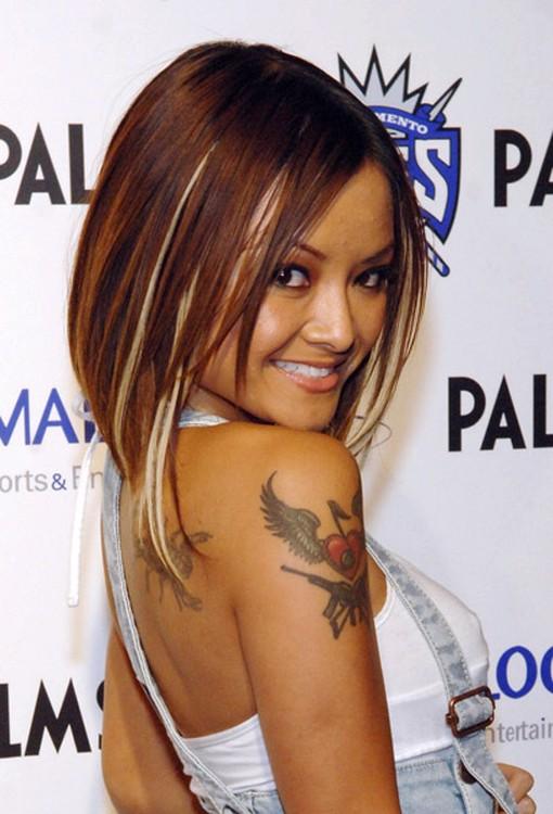 sfesfefefeeg: Monica News tattoo Chris Brown