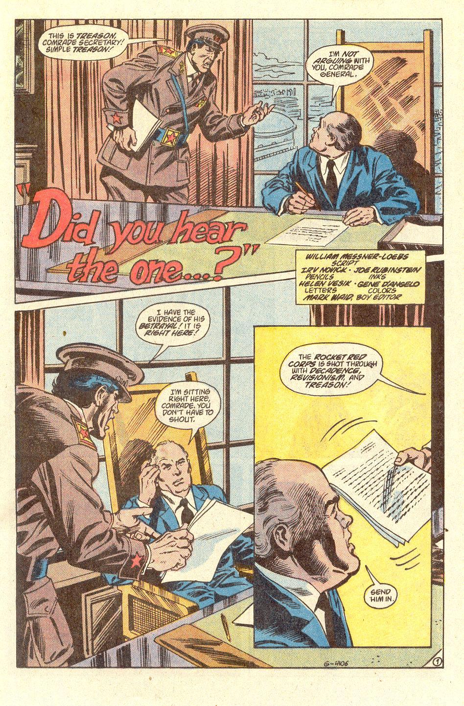 Read online Secret Origins (1986) comic -  Issue #34 - 21
