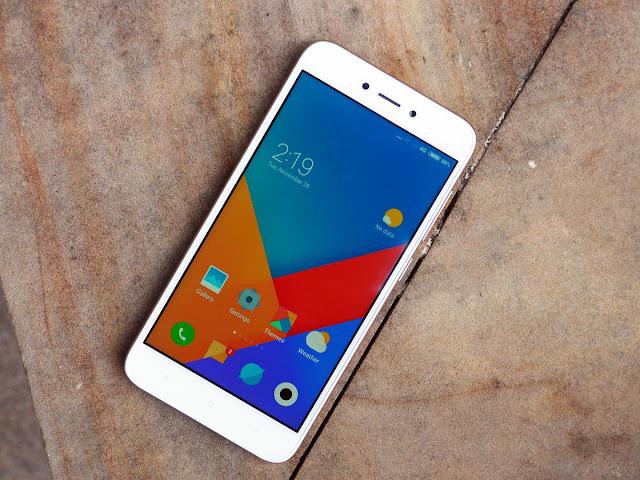 Xiaomi resmi merilis Redmi 5A