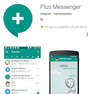Fitur, Kelebihan dan Bahaya Whatsapp Plus Terbaru 2018!