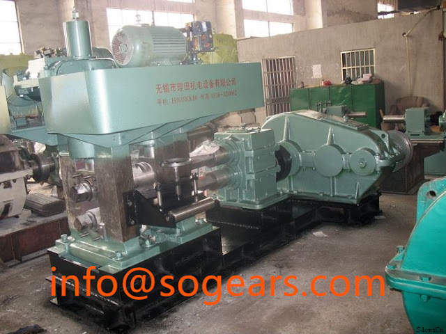 parallel shaft mounted speed reducer