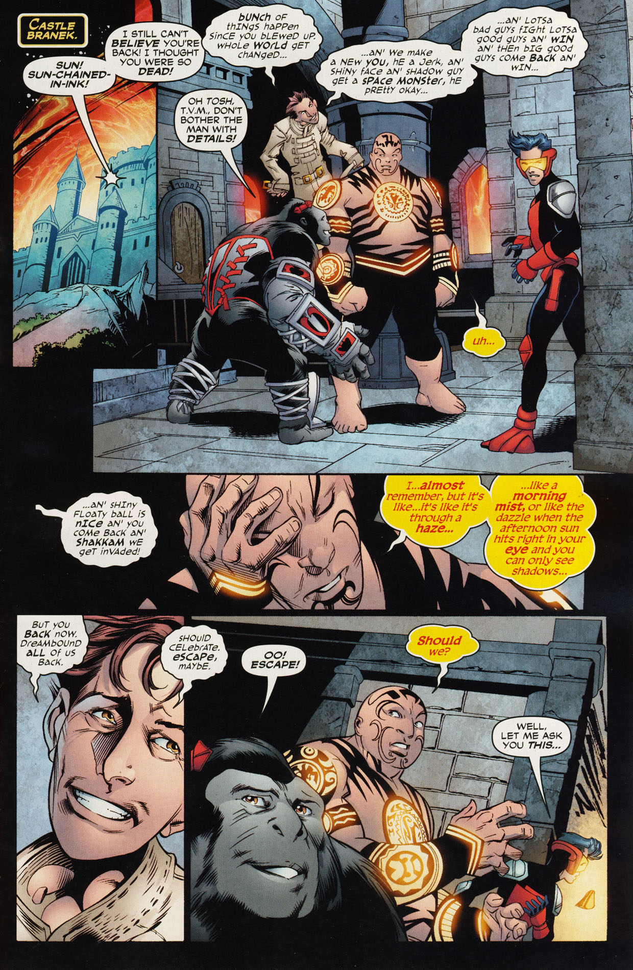 Read online Trinity (2008) comic -  Issue #44 - 3