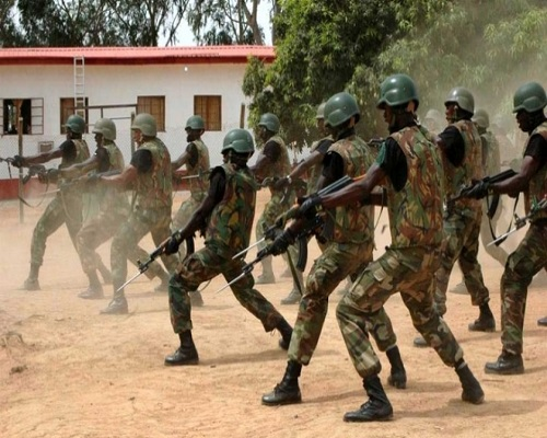Army begins recruitment (See How To Apply)