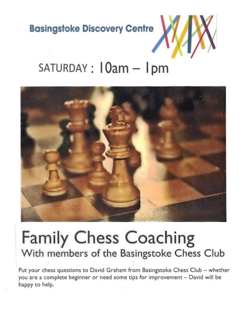 Family Chess Morning Saturday 25th March 2017