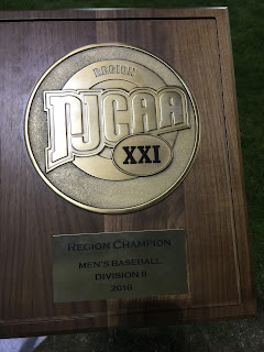 Division II - Regional Champions 2016