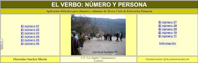 http://cplosangeles.juntaextremadura.net/web/lengua5/verbonumeroypersona/indice.htm