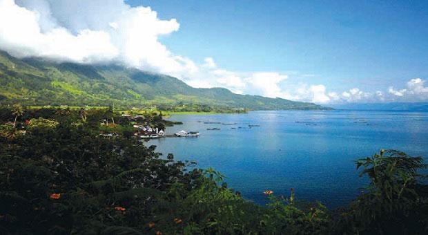 Samosir - Lake Toba Indonesia