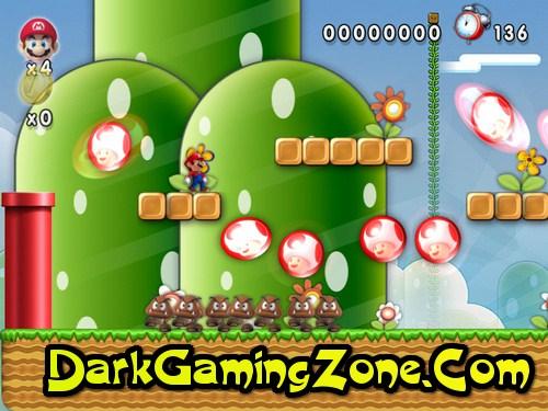 Super Mario Forever (LATEST) Game