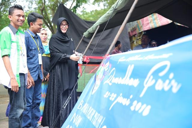 Ramadhan Fair Dibuka, ada Bazar Takjil dan Pasar Murah