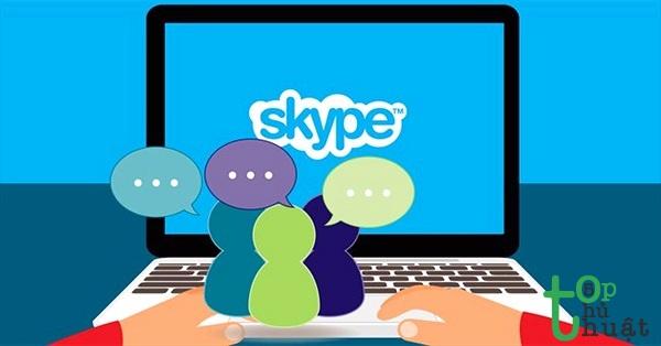 Thủ thuật khắc phục lỗi không gửi được tin nhắn Group chat trên Skype