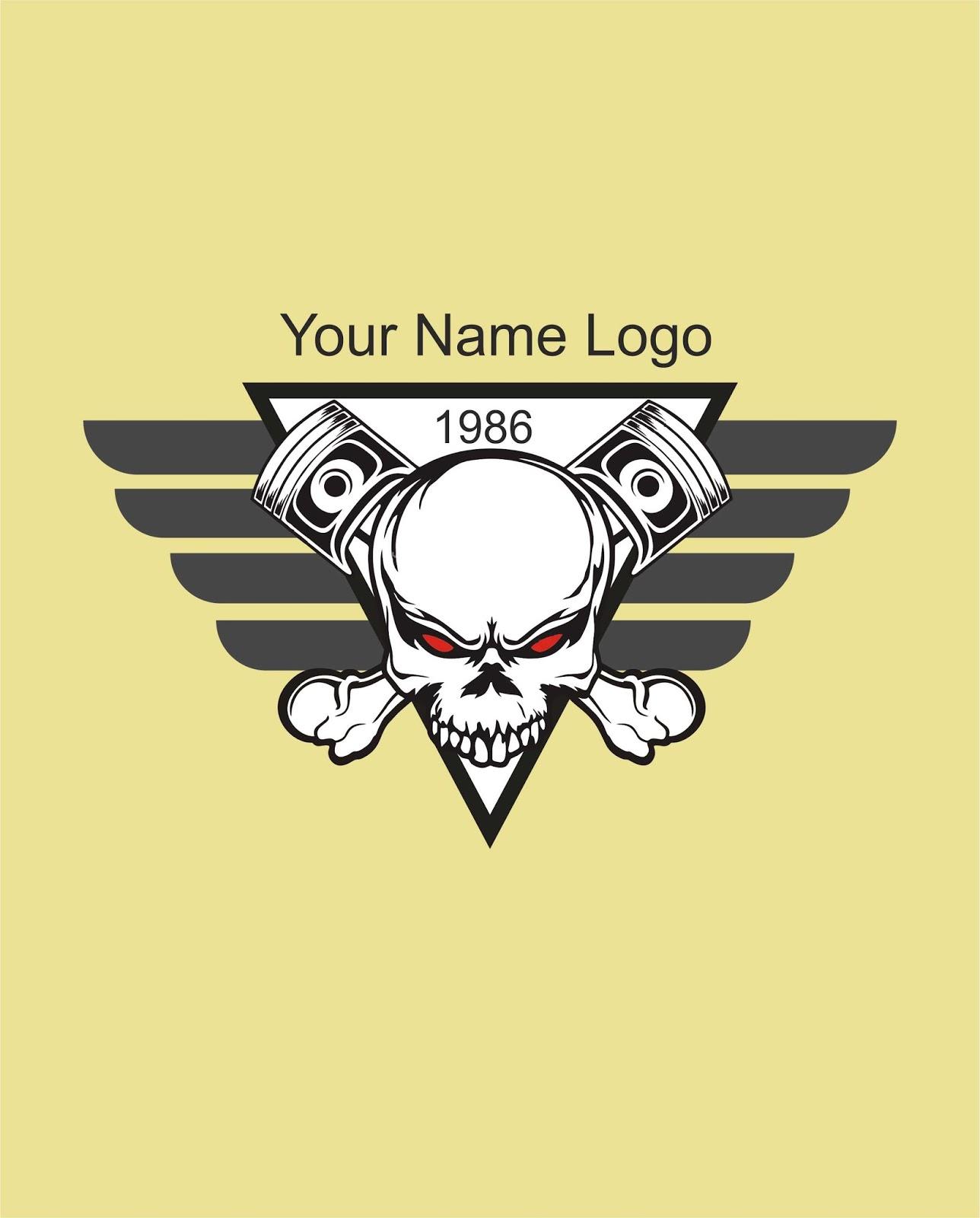 Logo Keren Praktis Free Design Gambar Desain