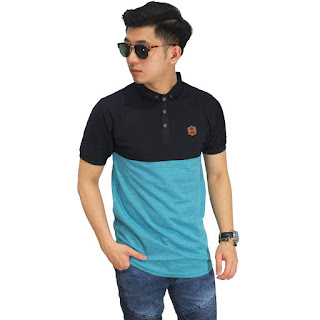 Stylish dengan Kaos Polo