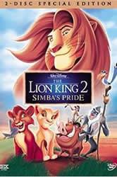 O Rei Leão 2: O reino de Simba – Dublado