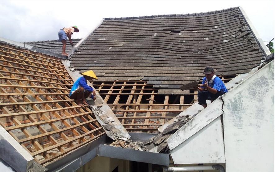 Harga Ganti Atap Baja Ringan Desain Rumah Renovasi Dengan Rangka