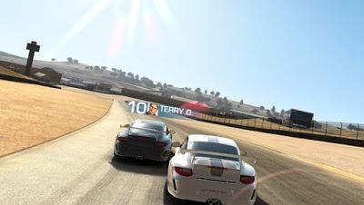 Real racing 3 APK Mode