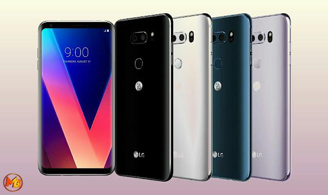 LG Mengumumkan Fitur Kamera AI Untuk Smartphone LG V30