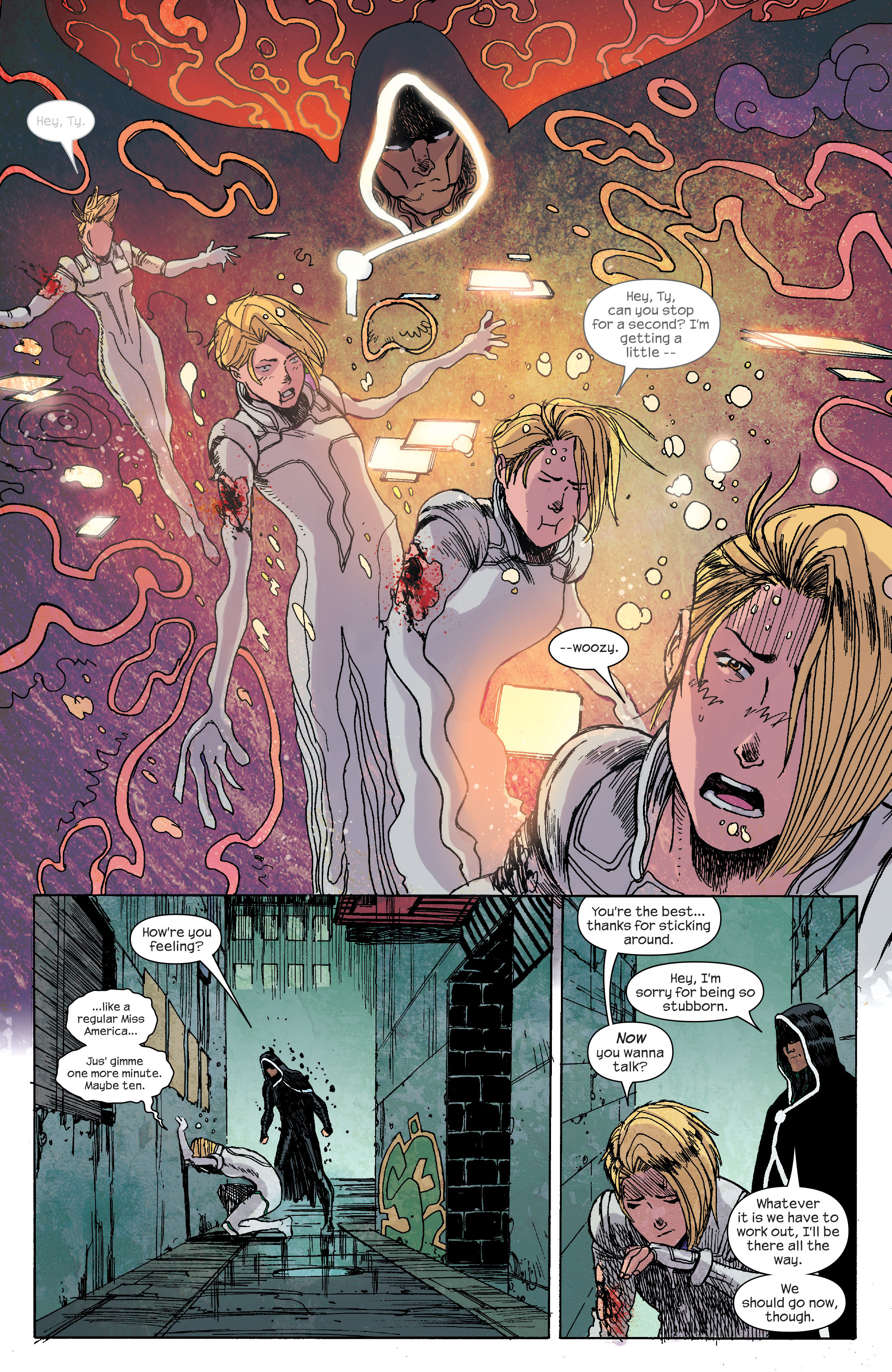 Read online All-New Ultimates comic -  Issue #9 - 21