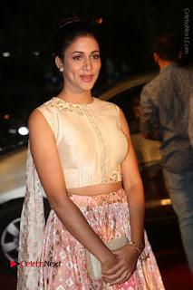 Actress Lavanya Tripati Stills in Beautiful Dress at Gemini TV Puraskaralu 2016 Event  0019.JPG