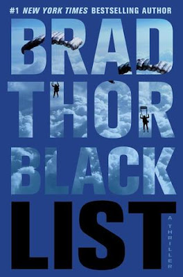 Black List by Brad Thor - book cover