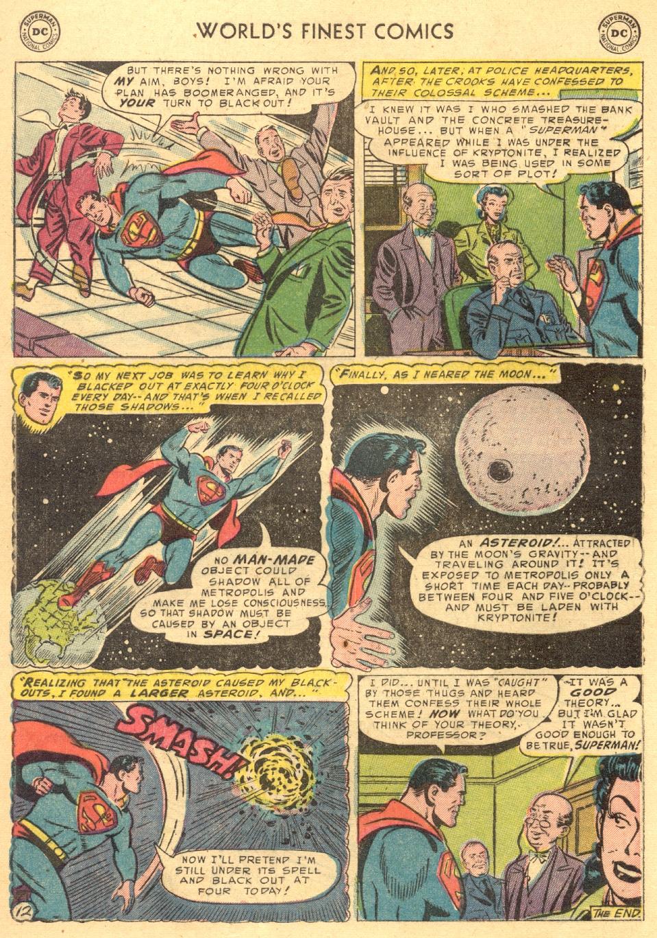 Read online World's Finest Comics comic -  Issue #70 - 14
