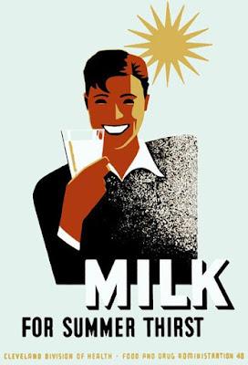 Milk for Summer Thirst -- WPA