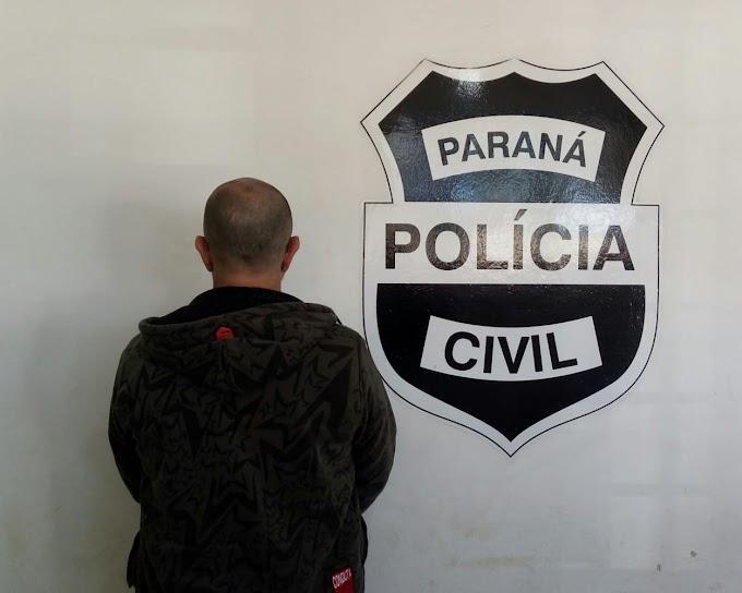 Polícia Civil de Castro prende estelionatário