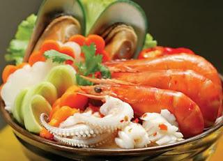Dị ứng nổi mề đay do ăn hải sản