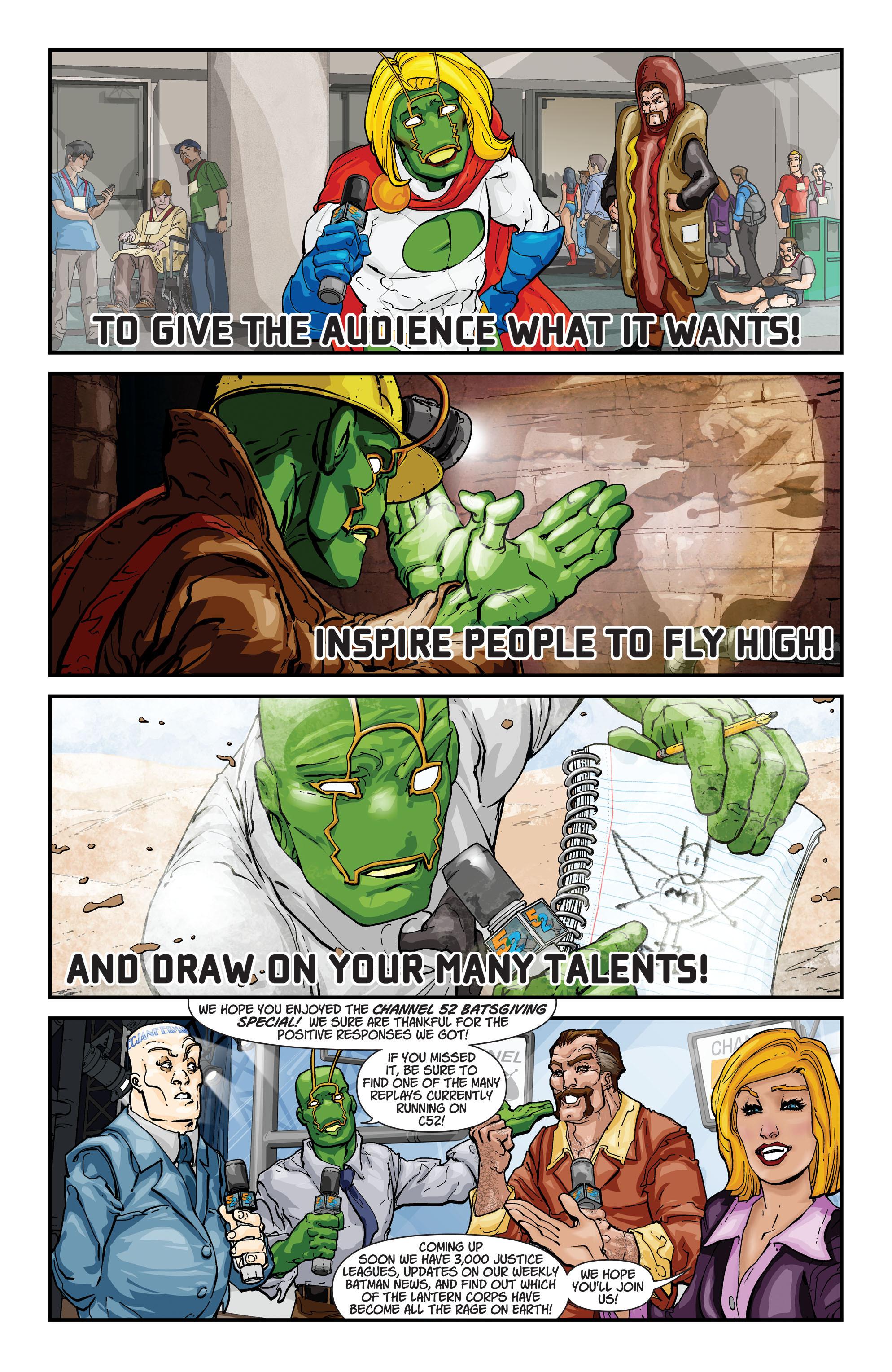 Read online Aquaman (2011) comic -  Issue #25 - 31