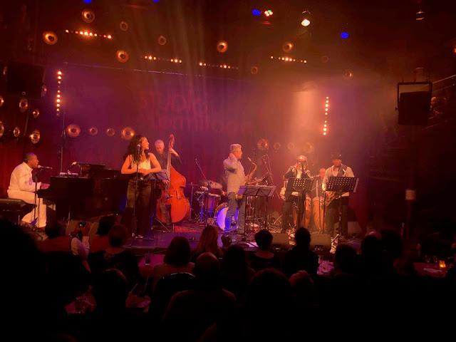 Le concert de Manuel Anoyvega Mora au studio de l'ermitage nous a fait partir en live.