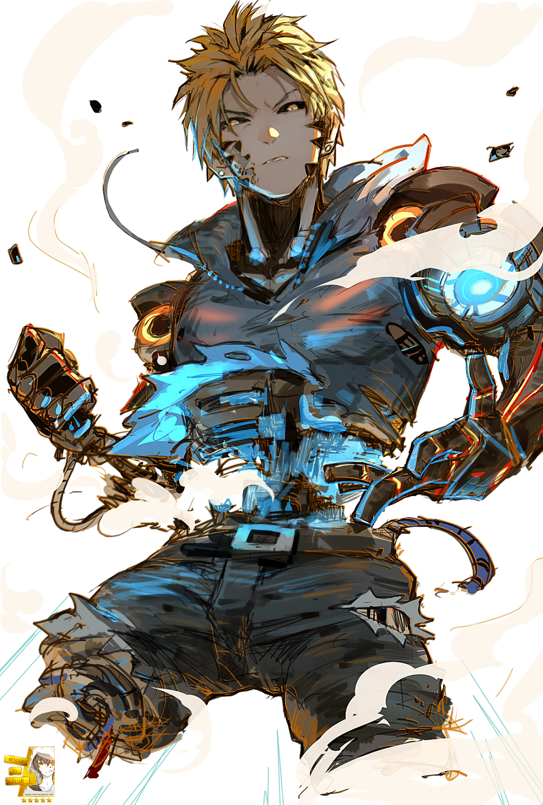 Render Genos cool