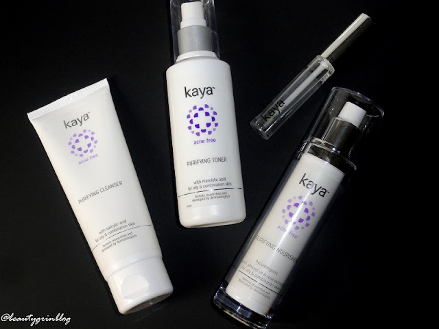 kaya advance acne care