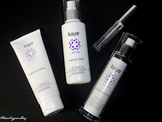 Kaya Advanced Acne Care: Does it work?