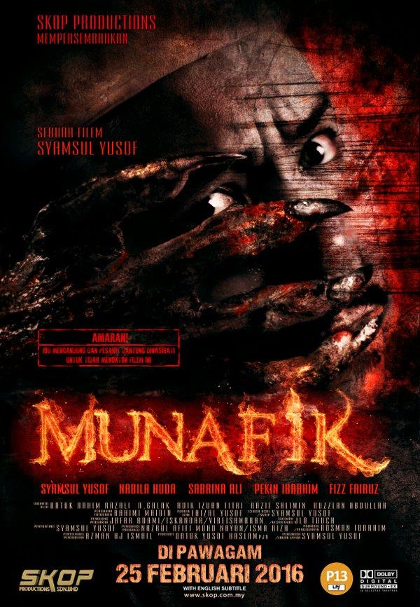 Filem Review: Munafik (5*)