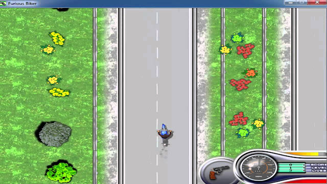 Furious Biker – Game đua xe mô tô tốc độ vô cùng đặc sắc