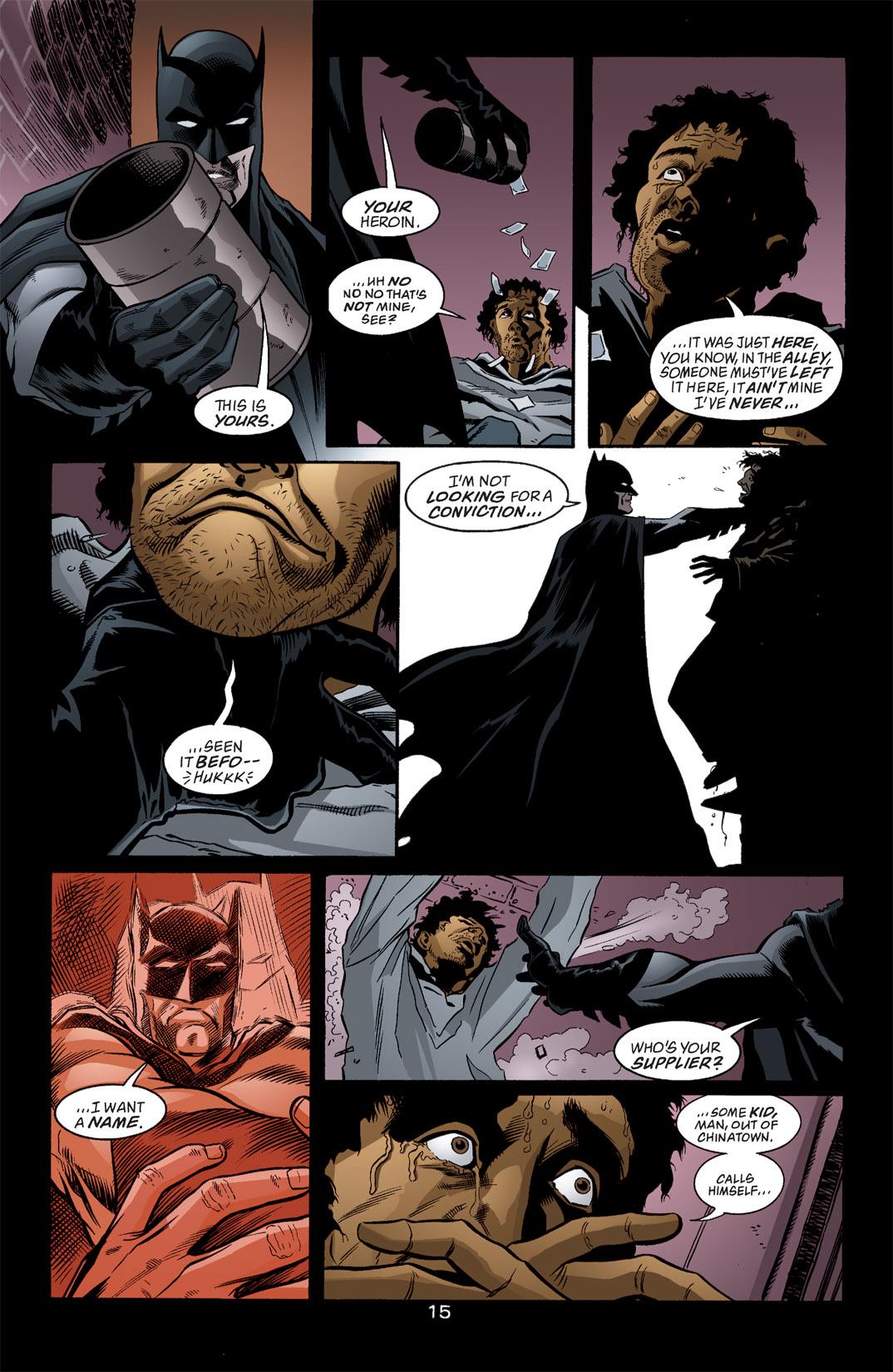 Detective Comics (1937) 768 Page 15