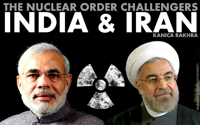 OPINION | The Nuclear Order Challengers: India and Iran